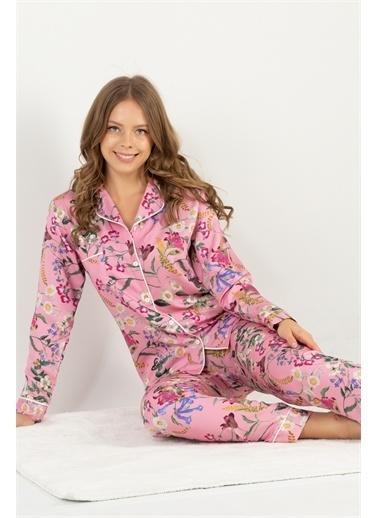 Doremi Pijama Takım Renkli
